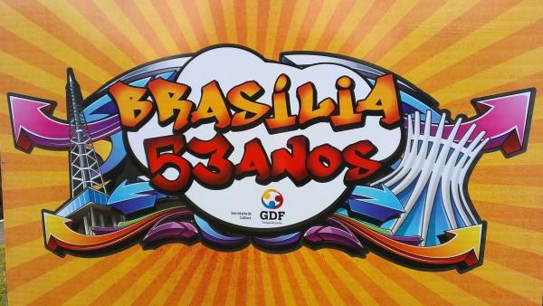 53 años de Brasilia