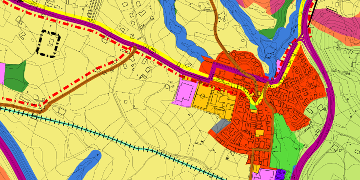 Plan General de Ordenación Urbana de Larrabetzu