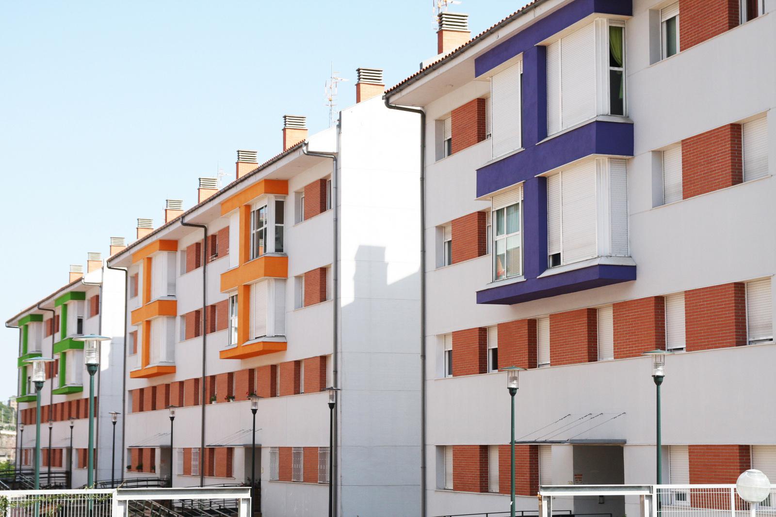 viviendas vpo y sociales en olabeaga bilbao estudio k