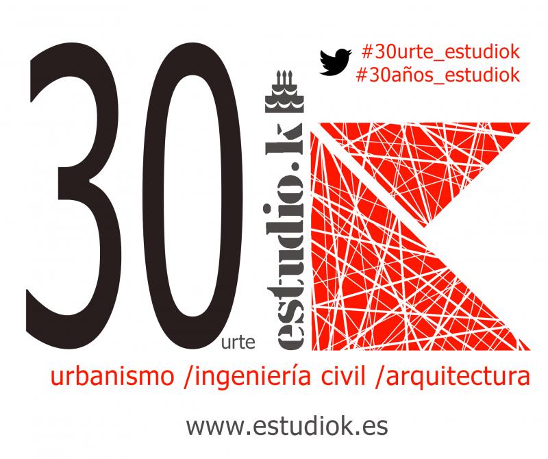 30 años de estudio.k: arquitectura, urbanismo, ingeniería civil