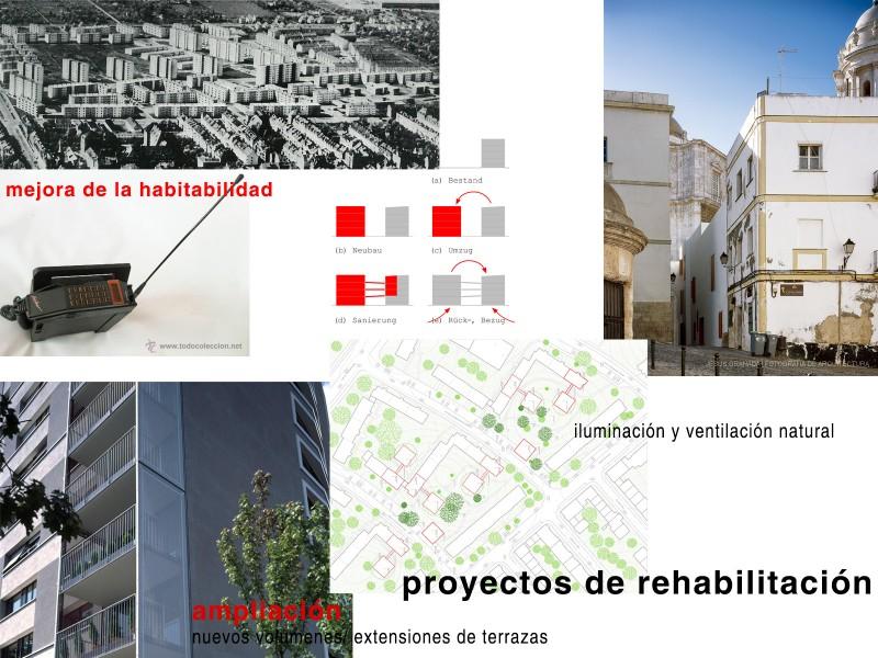 PROYECTOS DE REHABILITACIÓN