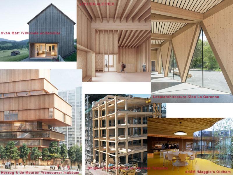 ¿Realmente nos gustan los edificios de madera?
