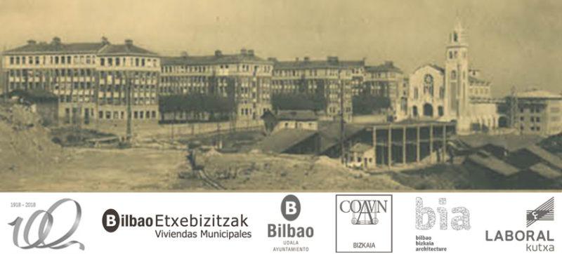 ETXEBIZITZA  SOZIALAK  BILBON,  100  URTE